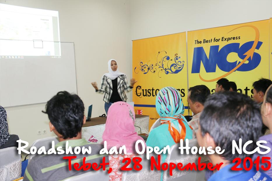 Roadshow Jawa, Open House Cabang Tebet