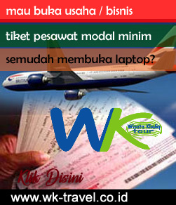 Bisnis Agen Wk Travel