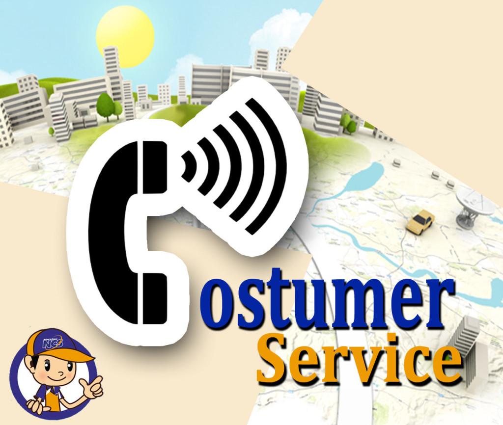 Customer service NCS