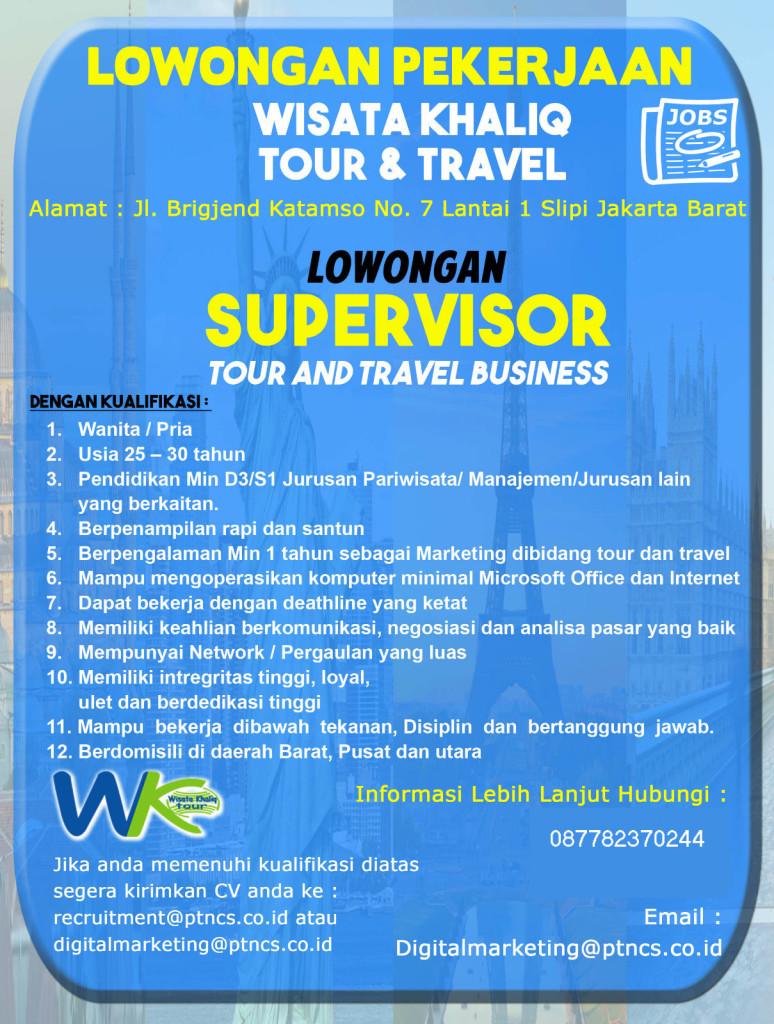 Loker WK-Travel