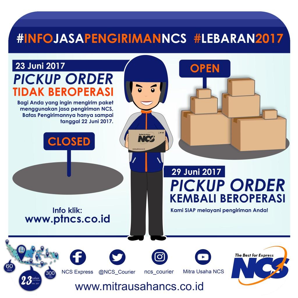 info pengiriman